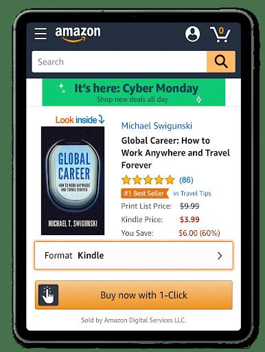 Global Career Book Best Seller