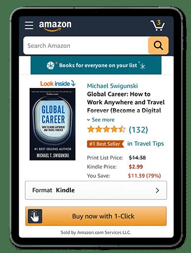 Bestselling book Global Career