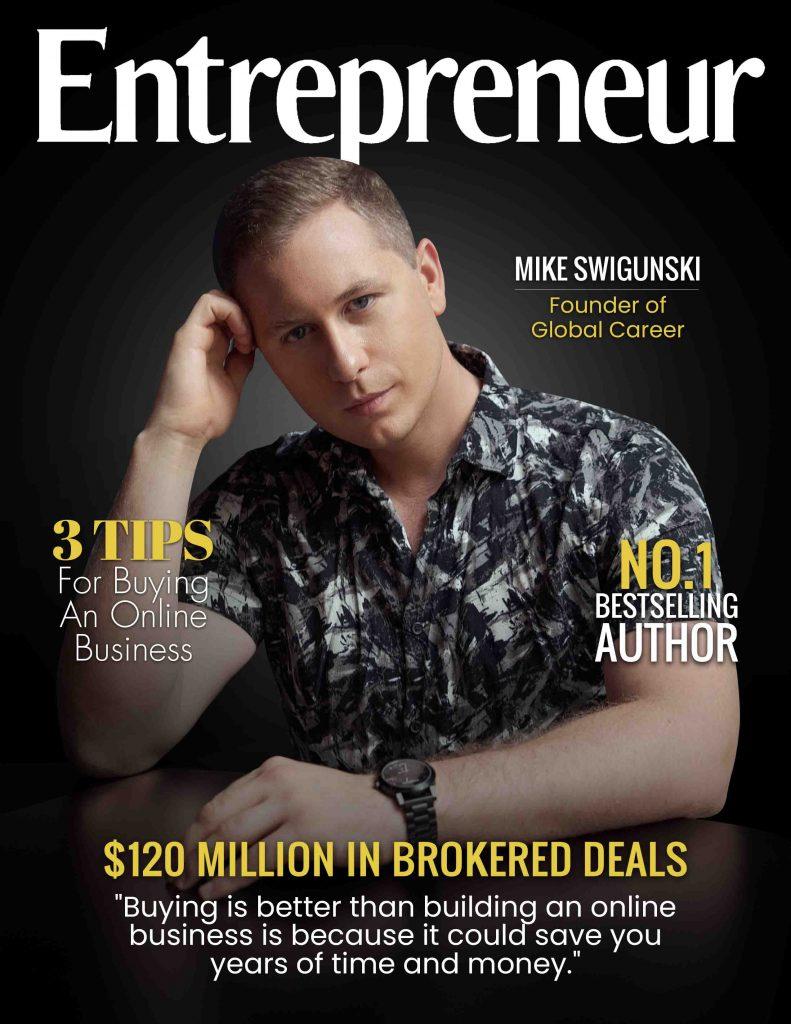 Entrepreneur.com Mike Swigunski