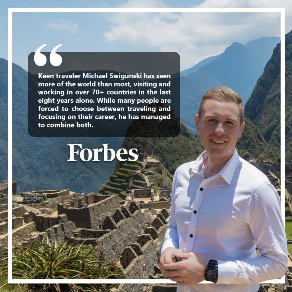 Forbes Mike Swigunski