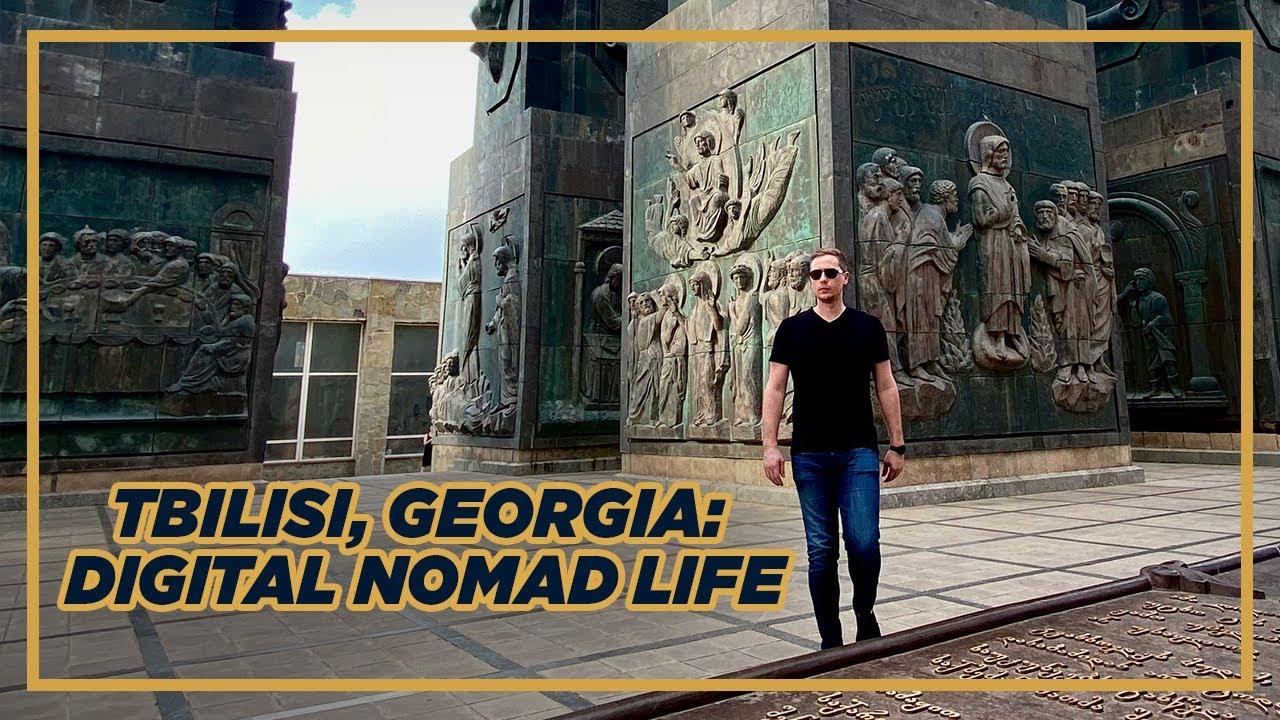 Tbilisi Georgia Digital Nomad Lifestyle