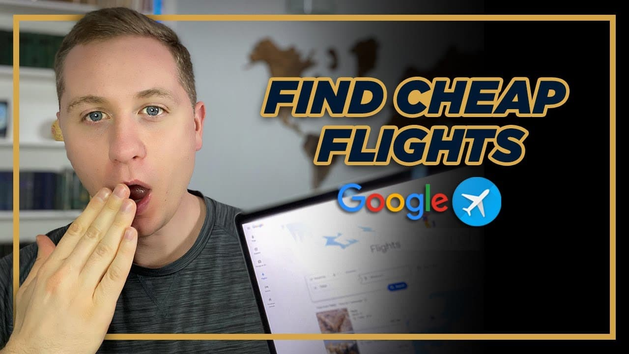 How to Find CHEAP Flights on Google Flights!