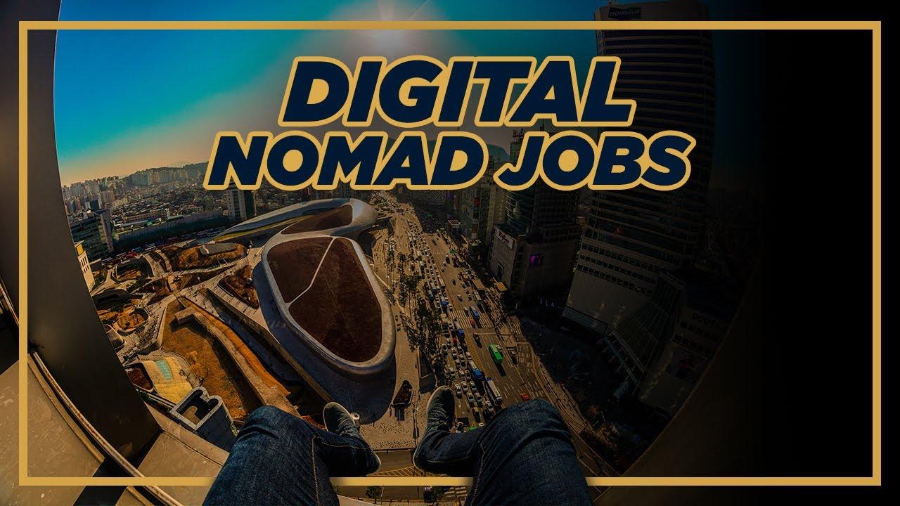 Digital Nomad Jobs