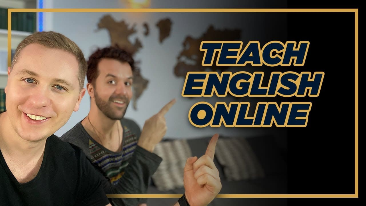 Teach English Online and Travel