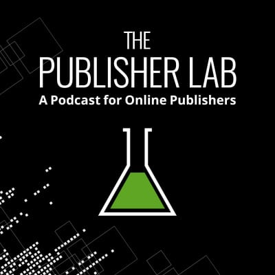 The Publisher lab Podcast